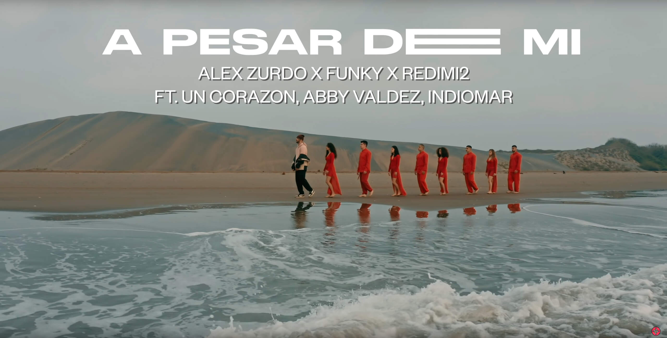 A Pesar De Mí Alex Zurdo, Redimi2, Funky Un Corazón, Indiomar, Abby Valdez